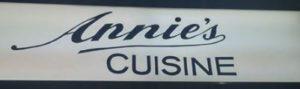 Annie's cuisine