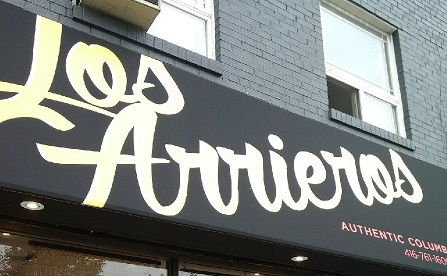 Los Arrieros Authentic Columbian Cuisine