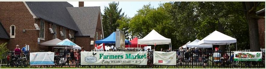 BPG BIA is a proud sponsor of Annette Village Farmers' Market
