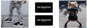tiny trendsetter image kids